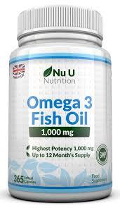 Fischöl?, abnehmen mit, omega - 3 - Norsan