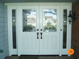 white front door with glass. Style PlastPro Smooth Fiberglass Double Entry S With Amazing White Front Door Glass O