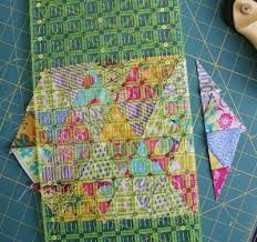 46 best 60 degree ruler patterns images on Pinterest | Appliques ... & andie johnson sews: How to Use a 60-degree Quilting Ruler - Tutorial # Adamdwight.com