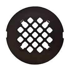 oil rubbed bronze shower drain. Wonderful Oil Oil Rubbed Bronze Round SNAPIN Shower Drain Grate 414u0026quot To S