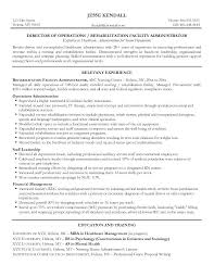 Examples Of Healthcare Resumes Gorgeous Resume Examples Healthcare Administration Resume Objective Examples