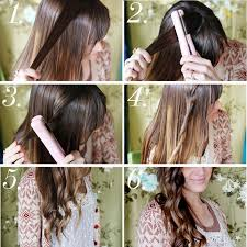 Cute Easy Hairstyles 99 Awesome 24 Genius Hairstyles You Can Do With A Flat Iron