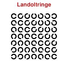 8 häuser für den 1. ᐅ Sehtest Mit Dem Landoltring Beliebter Sehtest Bei Der Polizei Und Co Plakos Online Tests