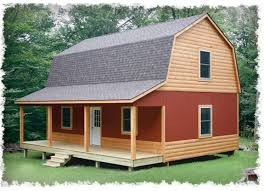gambrel roof house plans. All About Gambrel Roof - A Or Is Usually Symmetrical Two- House Plans H