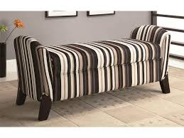 living room bench seating. awesome modern bench seating living room brown striped fabric upholstery great tufted beige n