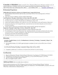 Respiratory Therapist Resume Inspiration 9224 RRT Resume 24