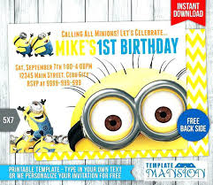 Birthday Invitation Software Birthday Invitation Card Maker Free