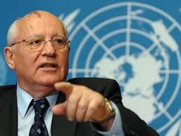 Горбачев отчитал президентов России и США и дал указания