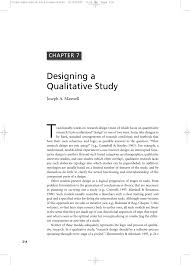 Research Design And Methods 10th Edition Pdf Qualitative Research Design An Interactive Approach