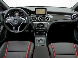 2014 Mercedes-Benz CLA 45 AMG Edition 1 - Interior | HD Wallpaper #28