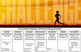 Group Fitness Challenge Tracker 30 Day Fitness Challenge Active