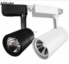 modern spot lighting. Modern LED Track Light Rail Lamp Clothing Shop Windows Showrooms Exhibition Spotlight Iluminacao Spot Indoor Lighting