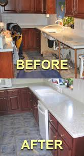 Old Metal Kitchen Cabinets Restoring Old Painted Kitchen Cabinets Monsterlune