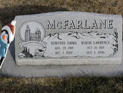 Byron Lawrence McFarlane (1919-2006) - Find A Grave Memorial