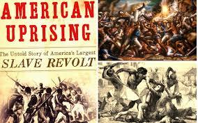 Image result for slave revolt
