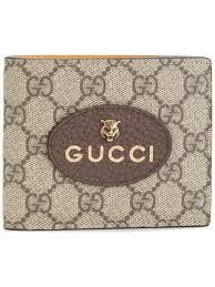 gucci keychain wallet. gucci gg supreme wallet keychain