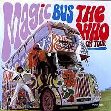 Magic Bus: The Who on Tour - Wikipedia