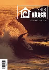 Nosara Shack Magazine Voi 1 No 2 By Nosara Shack Magazine