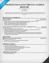 perfect electrician resume 3 industrial electrician resume sample
