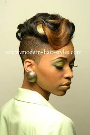 Shaved Hairstyles For Black Women 81 Amazing 24 Best Undercuts Images On Pinterest Braids Hair Dos And Hairdos