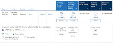 Decoding Uniteds Revenue Award And Upgrade Fare Classes