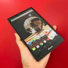 Máy tính bảng Sharp 05G có chức năng nghe gọi như điện thoại, đẹp keng như  mới - chodocu.com