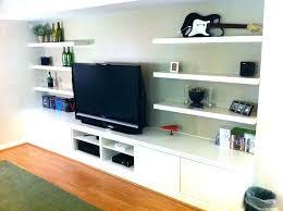 ikea tv entertainment center floating stand surprising wall shelf shelves 55 inch