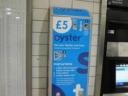 Oyster Card Vending Machine Magnificent Getting An Oyster Card Next Week RailUK Forums