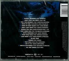 pitbull global warming meltdown. Perfect Warming Pitbull  Global Warming Meltdown CD Intended Warming R
