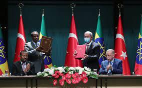 إثيوبيا تعلن توقيع اتفاقات مع تركيا للتعاون في التنمية المائية والدفاع - RT  Arabic