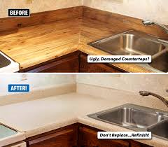 Are your countertops chipped, damaged, or just plain ugly? Did you ...