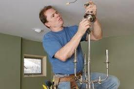 install lighting fixture. Install A Lighting Fixture
