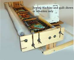 Quilt Frame Kit Machine Quilting February Special | eBay & Image is loading Quilt-Frame-Kit-Machine-Quilting-February-Special Adamdwight.com