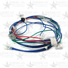 camper wiring harness solidfonts leer camper s wiring harness home diagrams