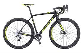 Scott Addict Cx 10 Disc Bike