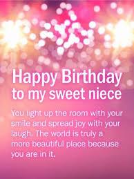 Happy Birthday To My Niece Quotes New Happy Birthday Quotes For A Niece Awesome To My Lovely Niece Happy