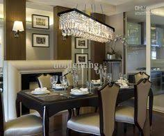 dining room chandelier lighting. Top Sale 100% Guaranteed Free Shipping Modern Crystal Chandelier , The Pandent Lamp Have Many Size L700*W220*230MM Dining Room Lighting