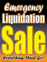 Furniture Sale Signs Plastic Window Signs for Furniture Stores
