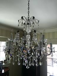 how to clean crystal chandelier with vinegar design ideas