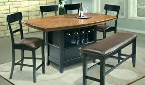 pub kitchen table set space saving dining room table kitchen dining pub dining set for small