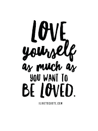 Quotes About Loving Yourself Mesmerizing Love Yourself Quotes Bakergalloway Charming Quotes