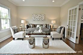 round rug rectangle coffee table designs