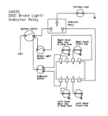 blinker relay wiring diagram switch cigarette inside universal how to wire turn signals and brake lights at Turn Signal Wiring Diagram