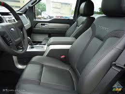 ford raptor black interior. Contemporary Black Raptor Black LeatherCloth Interior 2012 Ford F150 SVT SuperCrew 4x4  Photo 68035661 Throughout R