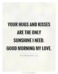 Good Morning My Love Quotes Custom Good Morning My Love Quotes Sayings Good Morning My Love Picture