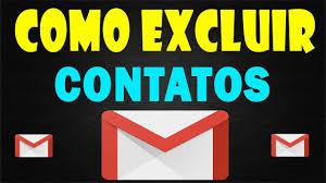 Como Apagar Contatos Da Agenda Do Celular Gmail