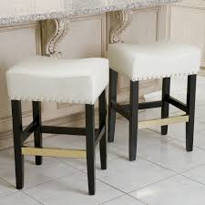 white backless bar stools. Furniture: Antique Backless Counter Stools For Classic Furniture Design \u2014 Mcgrecords.com White Bar E