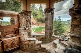 rustic stone bathroom designs. bath photos bathroom powder room rustic stone designs i