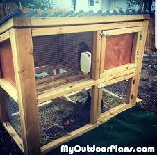 diy rabbit cage small rabbit hutch best diy indoor rabbit cage