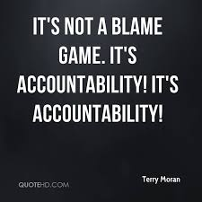 Accountability Quotes Impressive Terry Moran Quotes QuoteHD